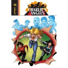 CHARLIES ANGELS #5 CVR A CIFUENTES