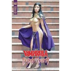 VAMPIRELLA DEJAH THORIS #2 CVR F DEJAH THORIS COSPLAY