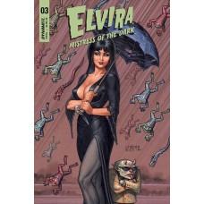 ELVIRA MISTRESS OF DARK #4 CVR A LINSNER