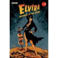 ELVIRA MISTRESS OF DARK #4 CVR C HACK