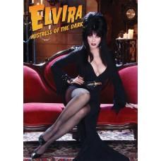 ELVIRA BAM BOX LTD ED PROMO CARD
