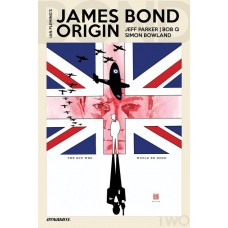 JAMES BOND ORIGIN #2 CVR B MACK