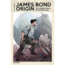 JAMES BOND ORIGIN #2 CVR C WALKER