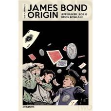 JAMES BOND ORIGIN #2 CVR D MOUSTAFA
