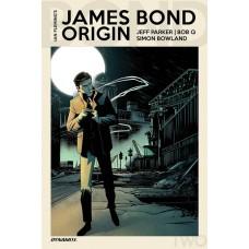JAMES BOND ORIGIN #2 CVR E BOB Q