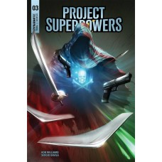 PROJECT SUPERPOWERS #3 CVR A MATTINA