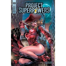 PROJECT SUPERPOWERS #3 CVR B BENES