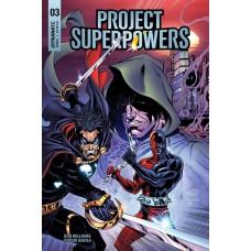 PROJECT SUPERPOWERS #3 CVR C ROYLE