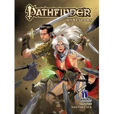 PATHFINDER RUNESCARS HC VOL 06 PAIZO EXC ED