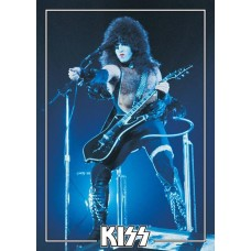 KISS DELUXE TRADING CARD ONE FOIL PACK