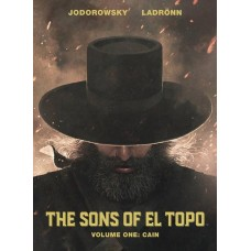 SONS OF EL TOPO ORIGINAL GN HC VOL 01 CAIN