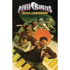 MIGHTY MORPHIN POWER RANGERS SOUL DRAGON ORIGINAL GN