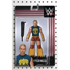 WWE #21 RICHES ACTION FIGURE VARIANT
