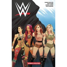 WWE ONGOING TP VOL 04 WOMENS EVOLUTION