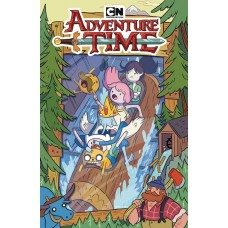 ADVENTURE TIME TP VOL 16