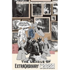 LEAGUE OF EXTRAORDINARY CEREBI #1