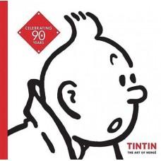 TINTIN ART OF HERGE SC