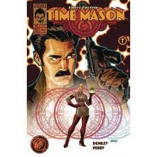 ALBERT EINSTEIN TIME MASON #1 CVR A JOHNSON