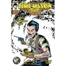ALBERT EINSTEIN TIME MASON #1 CVR B DONLEY