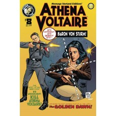 ATHENA VOLTAIRE 2018 ONGOING #8 CVR B BRYANT
