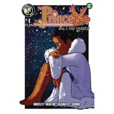 PRINCELESS FIND YOURSELF #1 CVR A ANAKOR