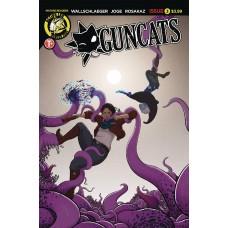 GUNCATS #3 (MR)