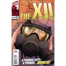 THE XII #5 (OF 5) (MR)