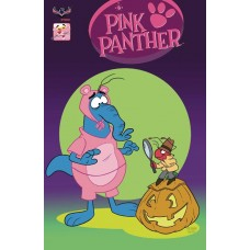 PINK PANTHER TRICK OR PINK #1 SUB VARIANT