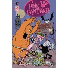 PINK PANTHER TRICK OR PINK #1 PINK HIJINKS CVR