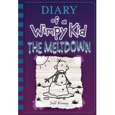 DIARY OF A WIMPY KID HC VOL 13 MELTDOWN
