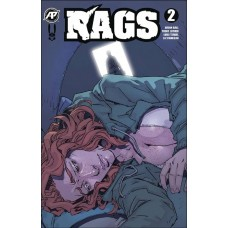RAGS #2 SILVER VARIANT (MR)