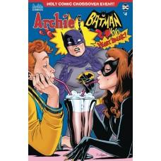 ARCHIE MEETS BATMAN 66 #4 CVR B ISAACS