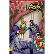 ARCHIE MEETS BATMAN 66 #4 CVR C MCCLAINE