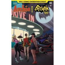 ARCHIE MEETS BATMAN 66 #4 CVR D QUINONES