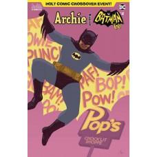 ARCHIE MEETS BATMAN 66 #4 CVR F ZDARSKY