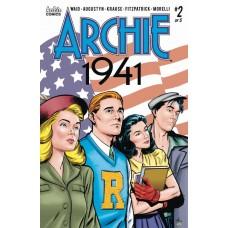 ARCHIE 1941 #2 (OF 5) CVR A KRAUSE