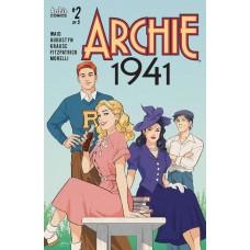 ARCHIE 1941 #2 (OF 5) CVR B MOK