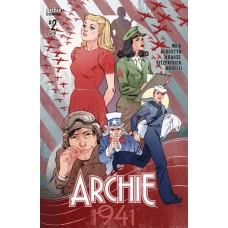 ARCHIE 1941 #2 (OF 5) CVR C SAUVAGE