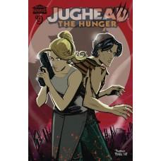 JUGHEAD THE HUNGER #9 CVR B PITILLI (MR)