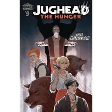 JUGHEAD THE HUNGER #9 CVR C SAUVAGE (MR)