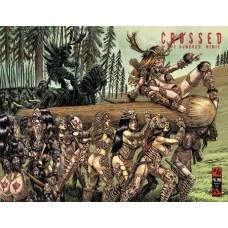 CROSSED PLUS 100 MIMIC #6 HISTORY X WRAP (MR)
