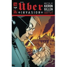 UBER INVASION #16 VIP PREMIUM CVR (MR)