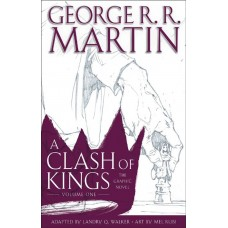 GEORGE RR MARTINS CLASH OF KINGS GN VOL 01 (MR)