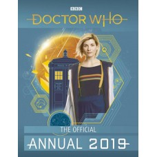 DOCTOR WHO OFFICIAL ANNUAL 2019 HC