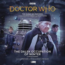 DOCTOR WHO EARLY ADV DALEK OCCUPATION OF WINTER AUDIO CD
