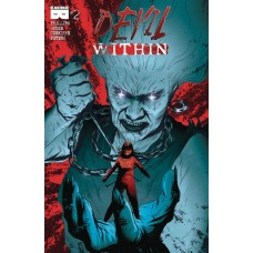 DEVIL WITHIN #2 (OF 4) (MR)