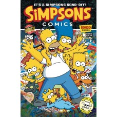 SIMPSONS COMICS #245