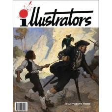 ILLUSTRATORS MAGAZINE #23