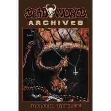 DEADWORLD ARCHIVES BOOK 03 (MR)