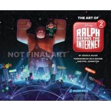 ART OF WRECK IT RALPH 2 RALPH BREAKS INTERNET HC